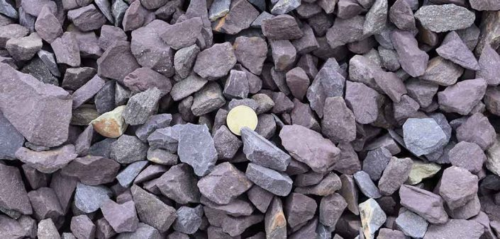 20mm Plus Purple Chippings