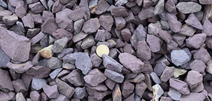 20mm Plus Purple Chippings