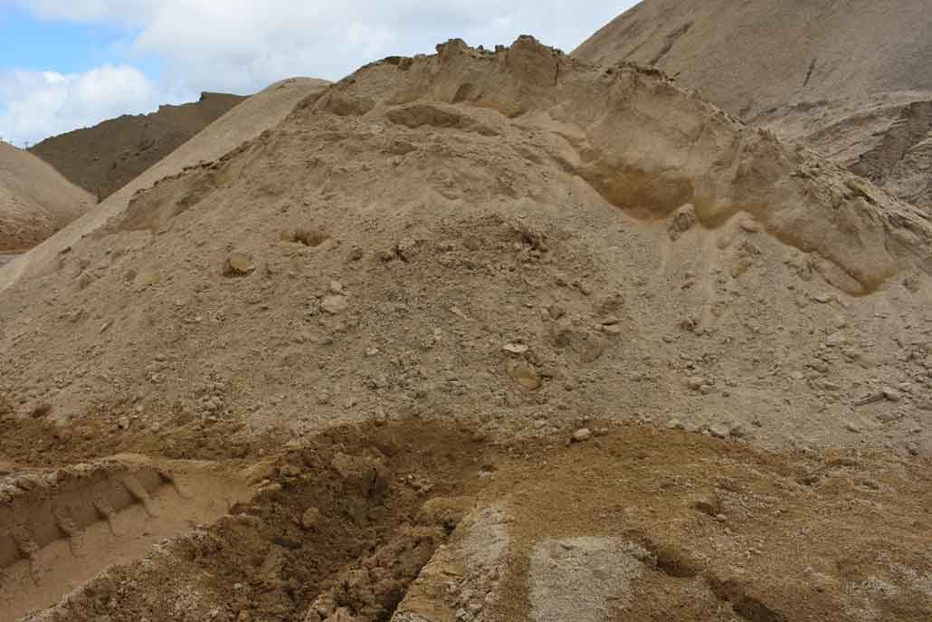 Building Sand Stone : Kiltorcan quarry building stone supplier in kilkenny
